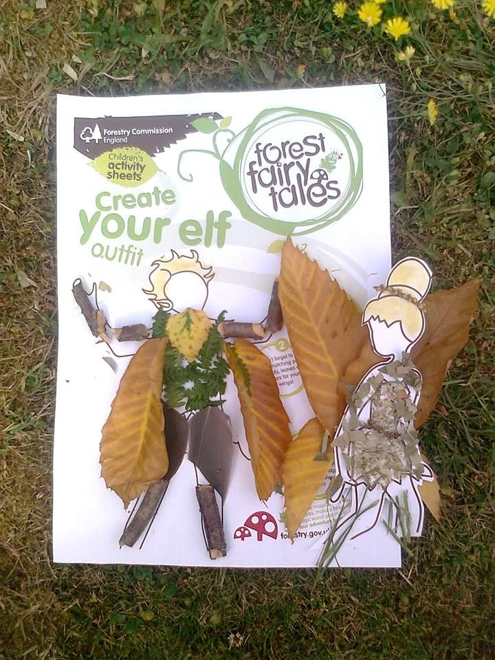 Download our free activity sheets for some fairy tale fun over the ‪#‎summerholidays‬! Here's one our rangers made earlier whilst out in the woods. What do you think? Download yours from www.forestry.gov.uk/fairytales.