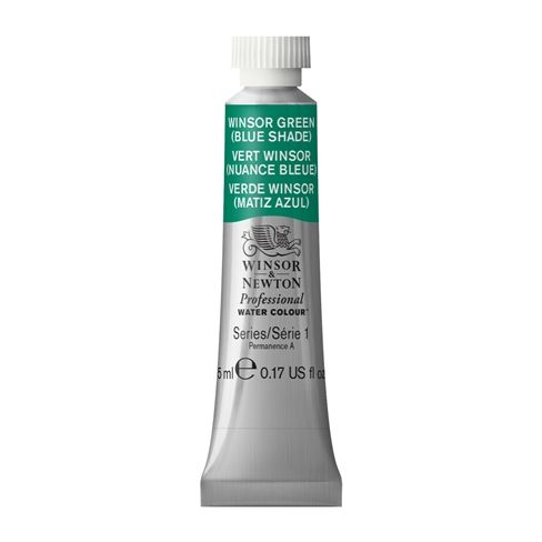 Professional Water Colour Winsor Green (Blue Shade)