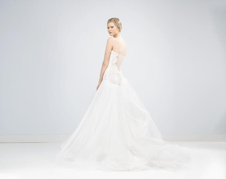 Bridal dress D6510
