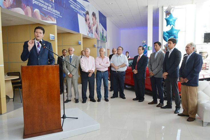 Tras la inauguración de la nueva agencia de Ford Ravisa en Morelia, el alcalde de Morelia hizo hincapié en el retorno del municipio hacia un lugar importante a nivel nacional, ...
