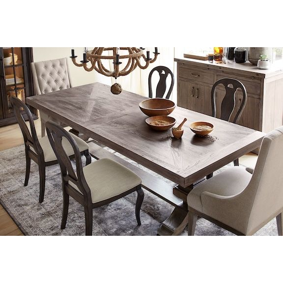 Lancaster 104 Furniture Dining Table