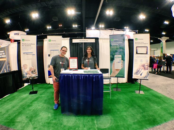 @drchrono at #AHIMA conference today #EHR #mhealth - Booth #1054 #medicalbilling #ICD #ICD10 #RCMsoftware #AHIMAResources @AHIMAResources