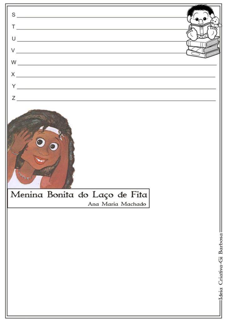 Menina Bonita Do Laco De Fita Sequencia Didatica Com Imagens