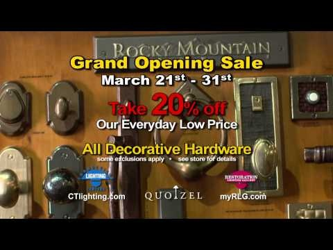 CT Lighting Centersu0027 New Decorative Hardware Showroom is now open! Stop by for great & 29 best CT Lighting CT Style images on Pinterest | Style Lighting ... azcodes.com