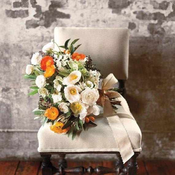 5 Ideas for Styling Winter Wedding Flowers