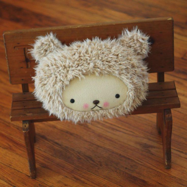 Bear pillow