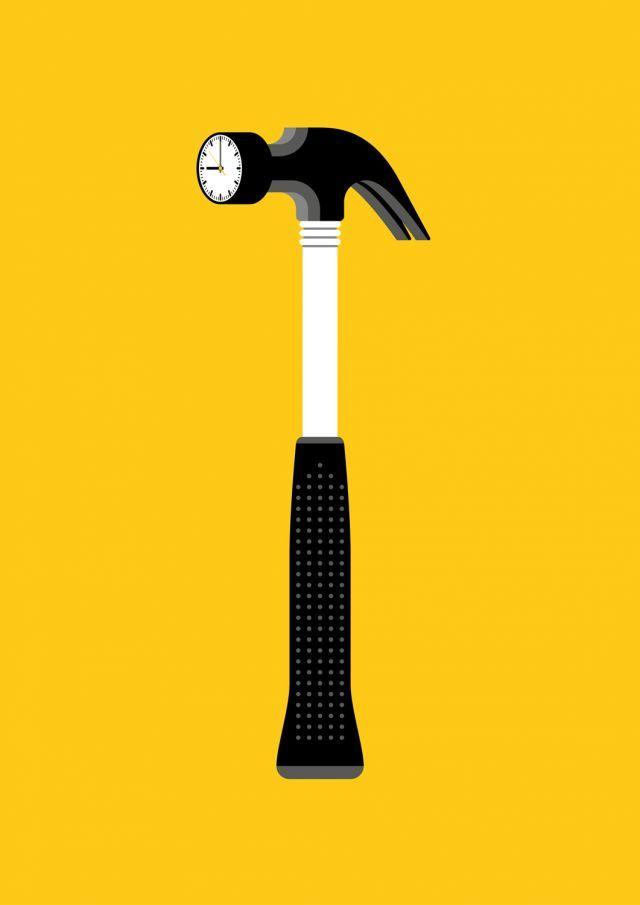 Hammer Time, Personal Work | Pâté | makersmgmt.com