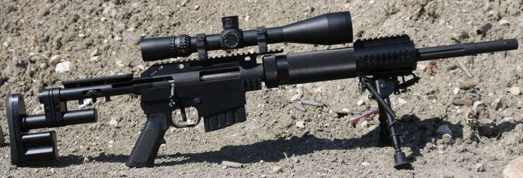 Снайперская винтовка McMillan CS5 Снайперская винтовка McMillan CS5 Standard