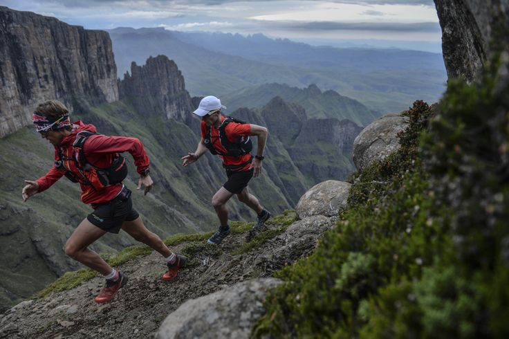 Drakensburg traverse: trail record smashed