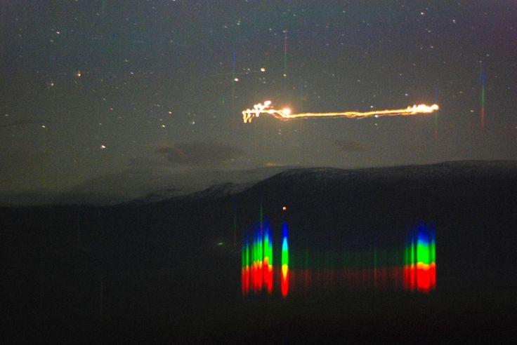 Hessdalen lights (Hessdalen - Norway)