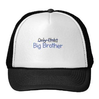 Funny Big Brother Design Hat