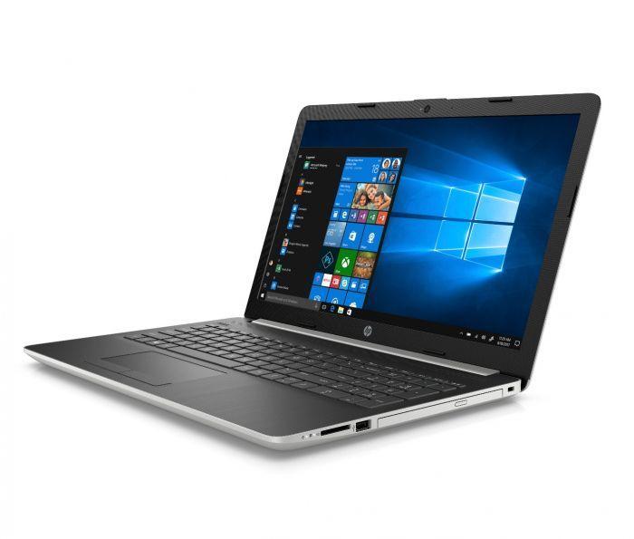 Hp 15 Da0001tu 8th Gen Ci5 Quadcore 04gb 1tb 15 6 Hd 720p Natural Silver Hp Direct Local Warranty Laptop Laptop Price Touch Screen