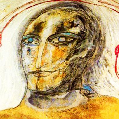 ALFONSO FRAILE. Cascos (detalle). 1986.