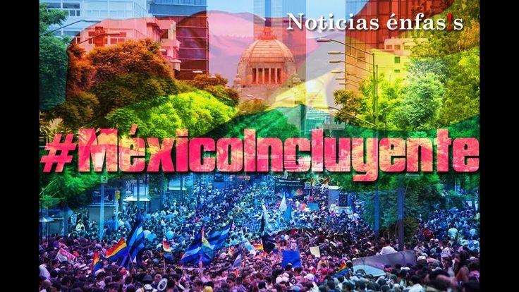 Conapred lanza una campaña con el objetivo de luchar contra la homofobia, siguiendo los preceptos del presidente de México, Enrique Peña Nieto, que coincide con la llegada del autobús de Hazte Oir después de su infructuoso periplos por España y los Estados Unidos.