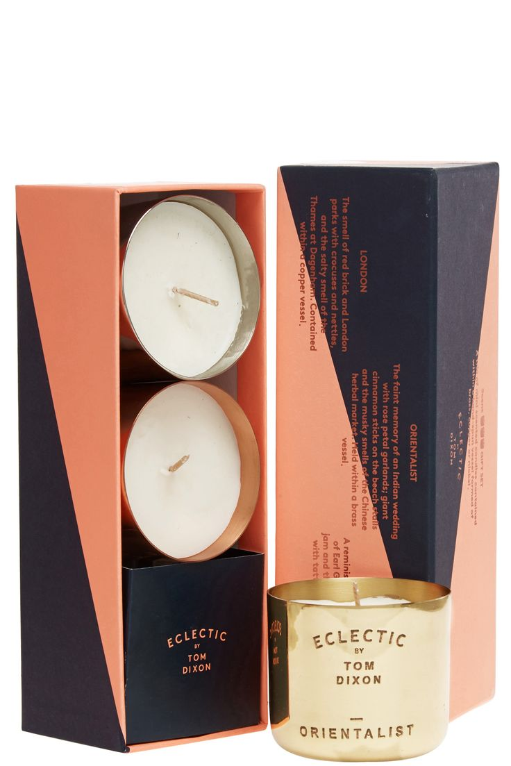 Eclectic-Scented Candle Gift Set