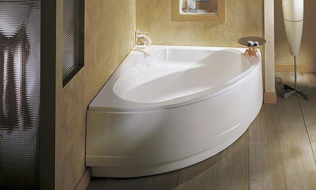 1000 id es sur le th me baignoire d 39 angle sur pinterest baignoires bai - Mini baignoire d angle ...