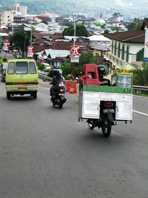 Ambon city travel, Spice Islands, Indonesia