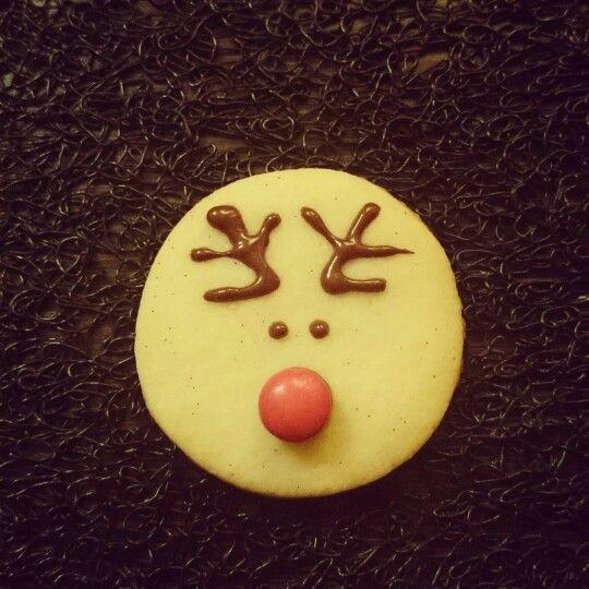 Rudolf the Cookie