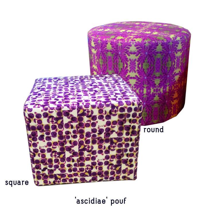 ascidiae pouf