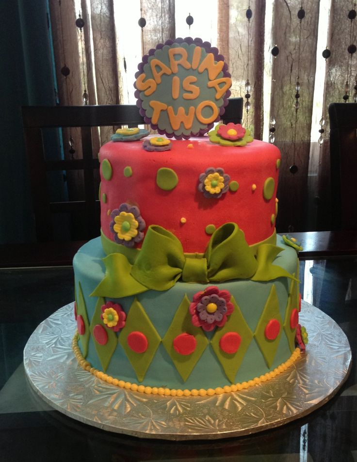 Nice Sarina cake