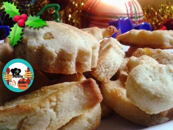 Figuras de mazapán con naranja confitada | Cocinar en casa es facilisimo.com