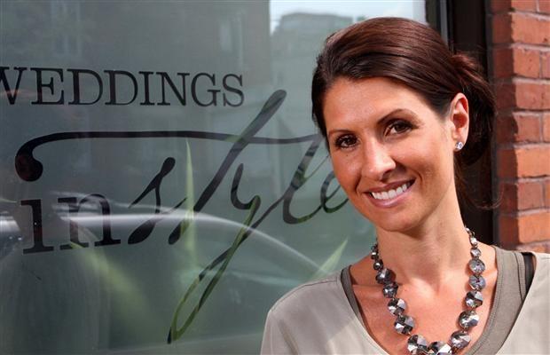 Amanda O'Reilly -Owner of Balance InStyle, Weddings InStyle and Events InStyle  www.weddingsinstyle.ca www.balanceinstyle.com www.eventsinstyle.ca