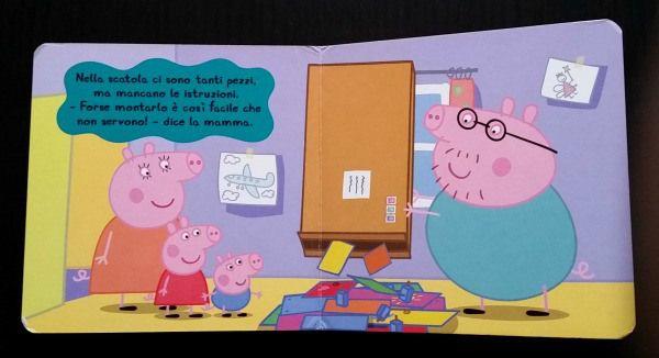 Libri di letteratura per l'infanzia e libri commerciali. Differenze. Il piccolo Bruco Maisazio vs Peppa Pig - 04