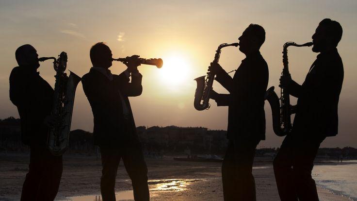 Get Jazzy with The Italian Saxophone Quartet