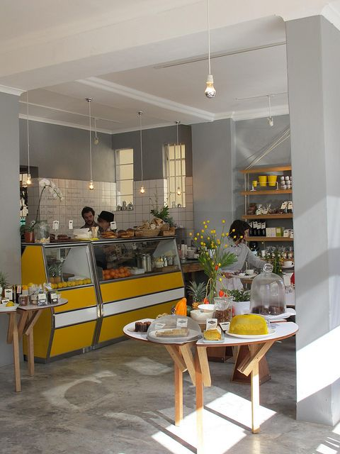 Superette | Cape Town Bright and airy option.