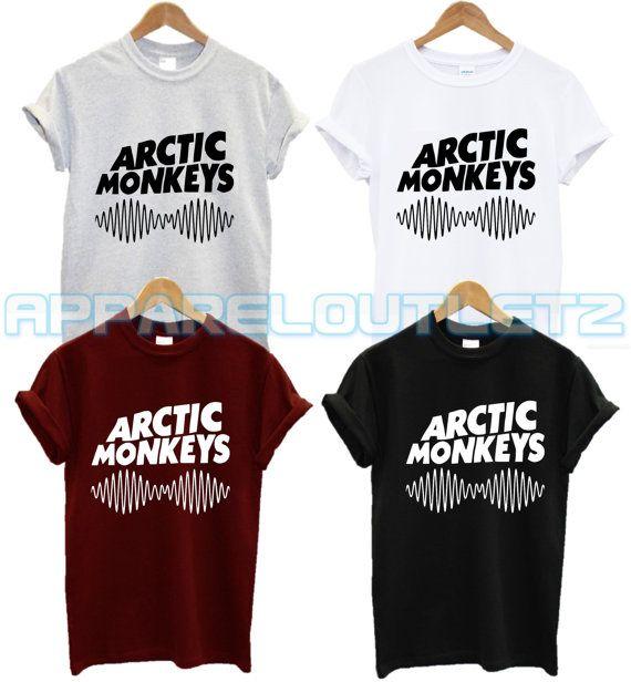arctic monkeys soundwave t shirt swag dope tumblr facedown album tour alex turner fashion tumblr unisex fangirl band new