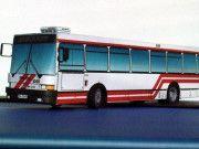 Simple Ikarus 415 Urban Bus Free Vehicle Paper Model Download