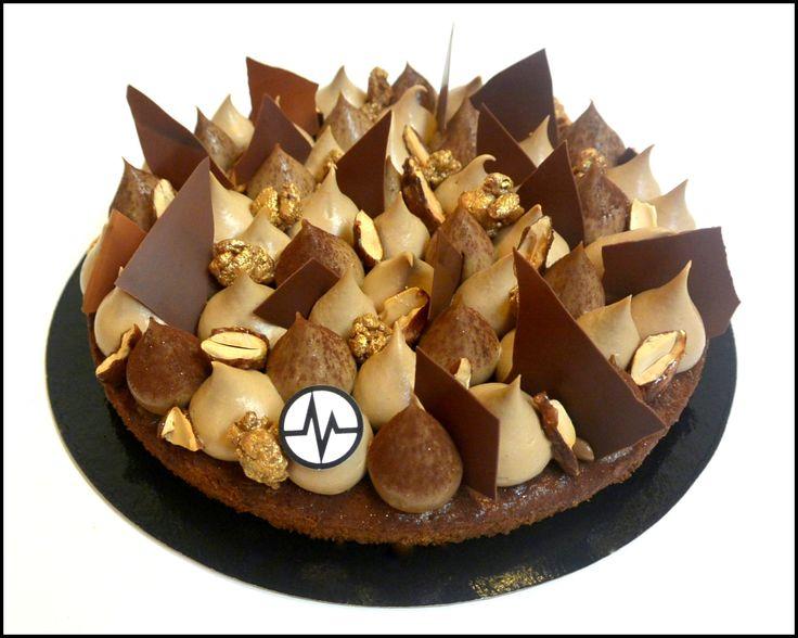 Gateau magique chocolat michalak