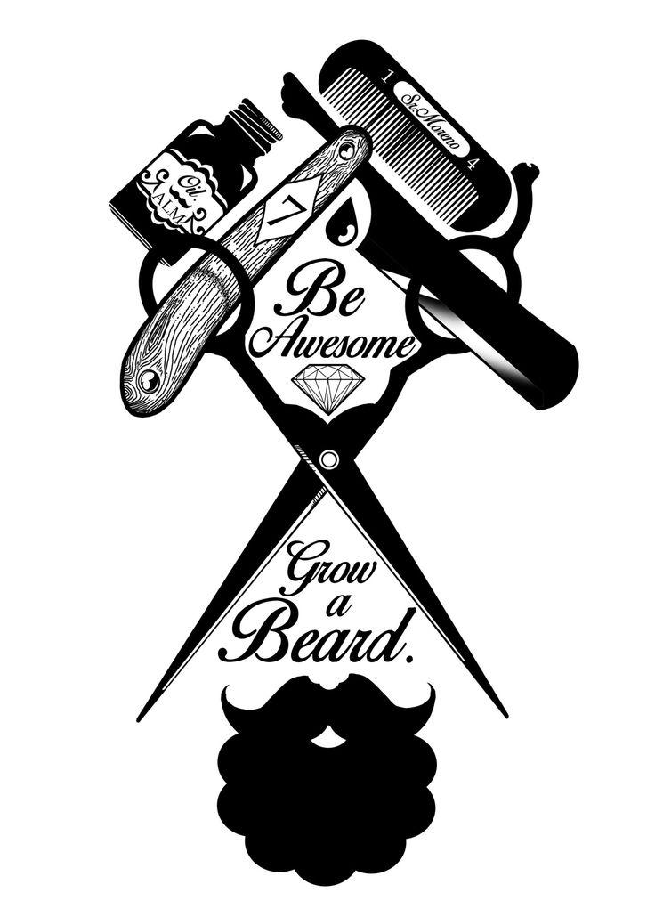 mejores 174 im genes de barber shop en pinterest dise o de barber a barber a vintage y frases. Black Bedroom Furniture Sets. Home Design Ideas