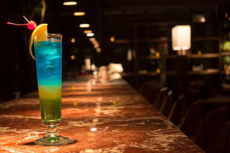 Beloved Koi Cocktail by #KoiBar, Grand Velas Riviera Maya. #GVRivieraMaya #GrandVelas #VelasResorts