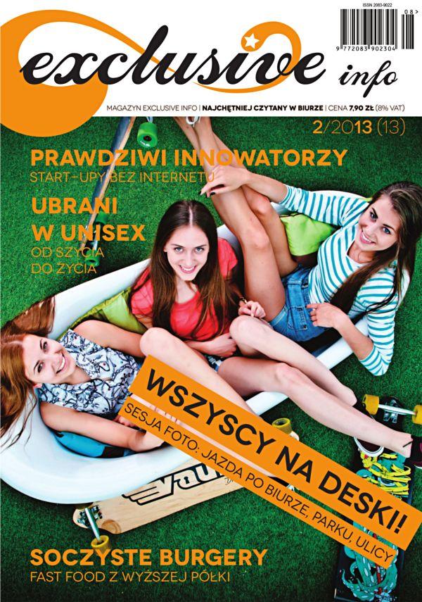 Magazyn Exclusive Info - Okładka 2 2013 (13)