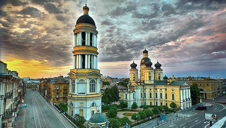 Catedral de Santo Principe Vladimir
