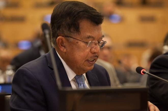 Jusuf Kalla: Fatwa MUI Bukan Hukum Positif Indonesia