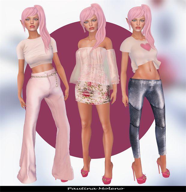 Spiderweb Second Life: PurpleMoon + Hello Dave + pr!tty + Riciell + Essenz