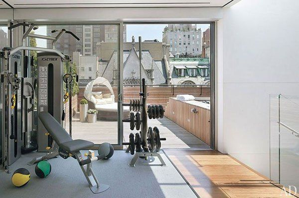 No iron garage gym but i could use this a couple days if
