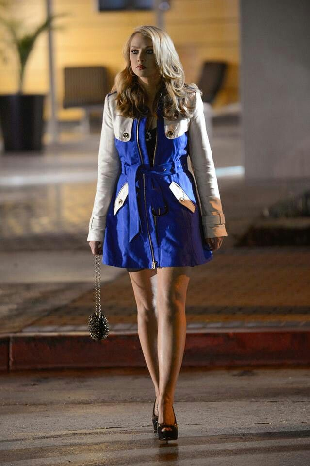 Morgan Brody - Elisabeth Harnois - CSI: Crime Scene Investigation / Las Vegas 2011-2014