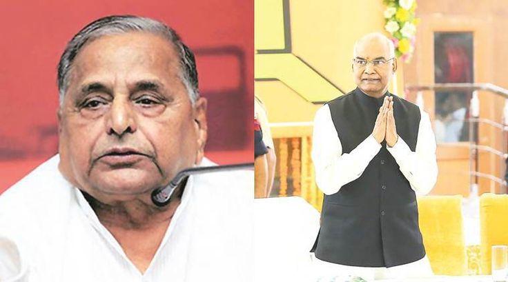 Presidential polls: BJP 'eyeing' Mulayam Singh Yadav's support http://indianews23.com/blog/presidential-polls-bjp-eyeing-mulayam-singh-yadavs-support/