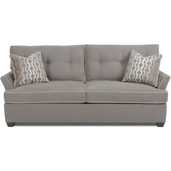 Lovell sofa 860 cad liked on polyvore featuring home for Furniture 777