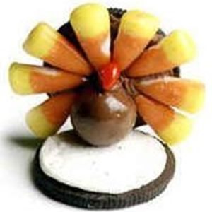 Oreo Turkey Cookies | MyRecipes.com