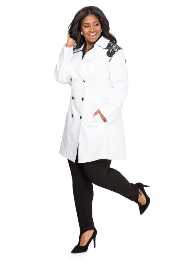Coat Update: 8 Plus Size Trench Coats You Need Now! http://thecurvyfashionista.com/2017/02/spring-plus-size-trench-coats/ Looking for a stylish plus size trench coat to add to your wardrobe? Well, we found 8 chic and classic plus size trench coats sure to refresh your look and get you through these chilly months.