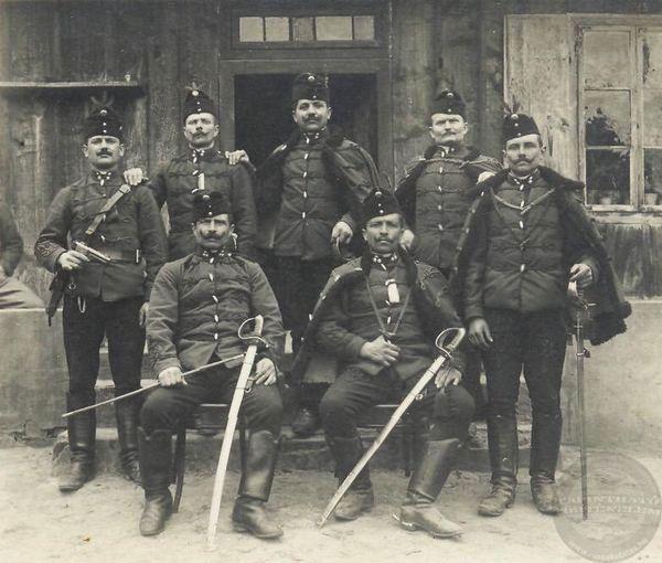 Hussars WW1