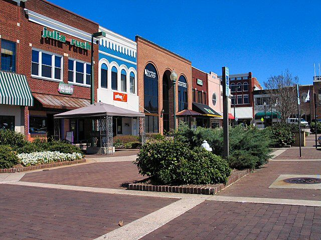 Downtown Hickory Nc Sigh I Miss This Place