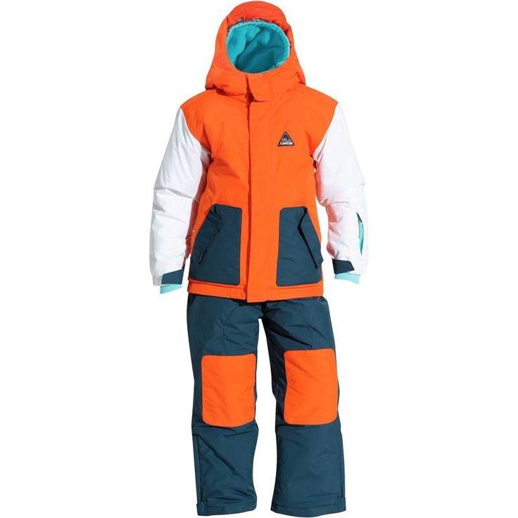 Odziez narty snowboard jr Maluch (do 4. lat) - Kurtka+spodnie SL500 WED'ZE - Odzież góra