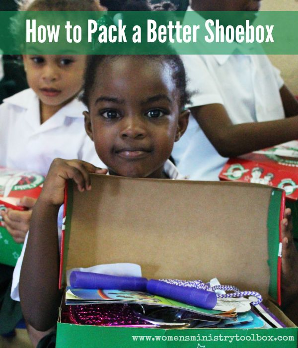 How to Pack a Better Shoebox - How my trip to distribute shoeboxes in Grenada has changed the way I'll pack shoeboxes. Tips and ideas from the field!