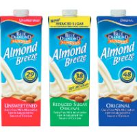 Today at Tesco you can get your free one litre carton of Blue Diamond Almond Breeze Milk when using a promotional coupon.