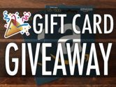 $150 Amazon Gift Card Giveaway  Open to: United States Canada Other Location Ending on: 11/17/2017 Enter for a chance to win a $150 Amazon Gift Card. Enter this Giveaway at Learn How  Enter the $150 Amazon Gift Card Giveaway on Giveaway Promote.